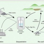 diagram of carbon capture