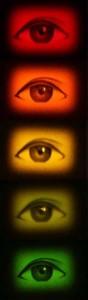 red-green-eyes